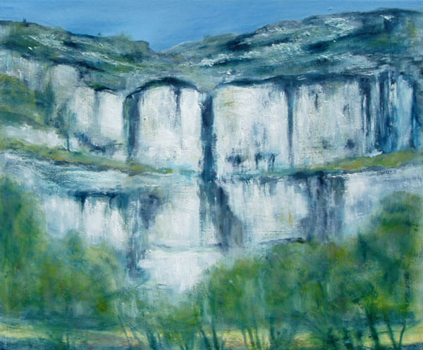 Malham Cove 2013 By Joy Godfrey