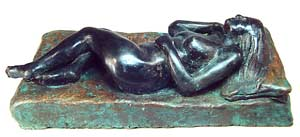Female Reclining Nude