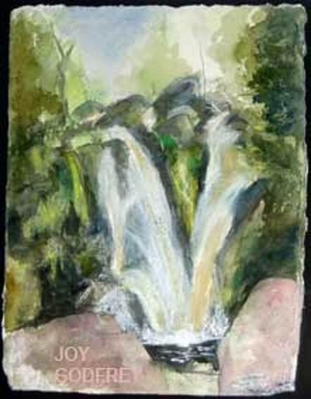 The Valley of Desolation 2012  By Joy Godfrey