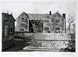 The Manor House & Courtyard, Ilkley 1986