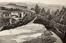 Hangingstone Rock, Ilkley 1986
